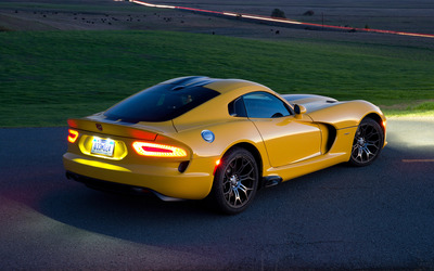 2013 Dodge Viper SRT GTS [3] wallpaper
