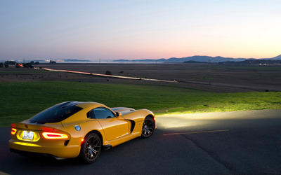 2013 Dodge Viper SRT GTS wallpaper