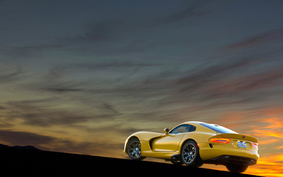 2013 Dodge Viper SRT GTS [2] wallpaper