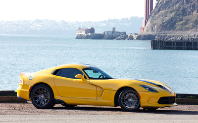 2013 Dodge Viper SRT GTS [5] wallpaper