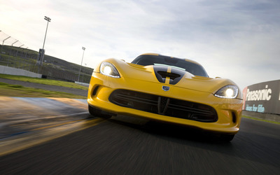 2013 Dodge Viper SRT GTS [8] wallpaper