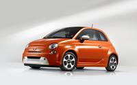 2013 Fiat 500e wallpaper 1920x1200 jpg