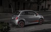 2013 Fiat 500e [2] wallpaper 2560x1600 jpg