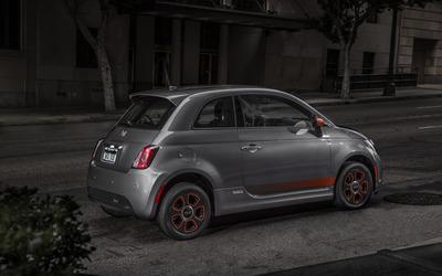 2013 Fiat 500e [2] wallpaper