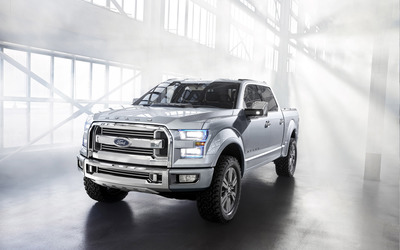 2013 Ford Atlas Concept wallpaper