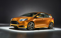2013 Ford Focus ST wallpaper 1920x1200 jpg