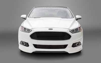 2013 Ford Fusion Carbon [2] wallpaper