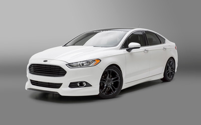 2013 Ford Fusion Carbon wallpaper