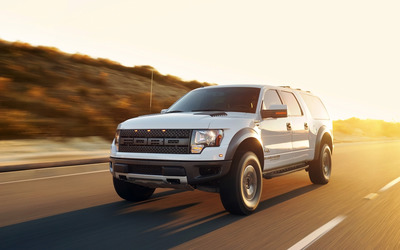 2013 Ford Hennessey VelociRaptor SUV [2] wallpaper