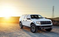 2013 Ford Hennessey VelociRaptor SUV wallpaper 2560x1600 jpg
