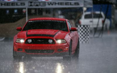 2013 Ford Mustang RTR wallpaper