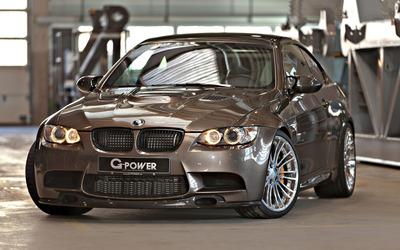 2013 G-Power BMW M3 Hurricane RS wallpaper