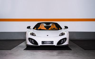 2013 Gemballa McLaren MP4-12C GT [4] wallpaper