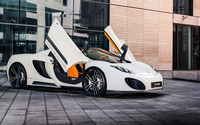 2013 Gemballa McLaren MP4-12C GT wallpaper 2560x1440 jpg