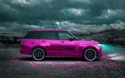 2013 Hamann Land Rover Range Rover Mystere [3] wallpaper