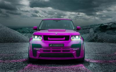 2013 Hamann Land Rover Range Rover Mystere [2] wallpaper