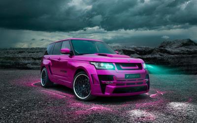 2013 Hamann Land Rover Range Rover Mystere wallpaper