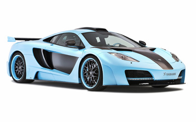2013 Hamann McLaren MP4-12C memoR [2] wallpaper