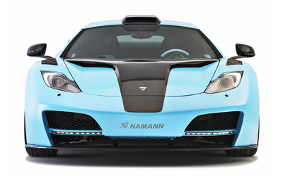 2013 Hamann McLaren MP4-12C memoR [4] wallpaper