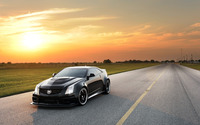 2013 Hennessey Cadillac CTS-V [2] wallpaper 2560x1600 jpg