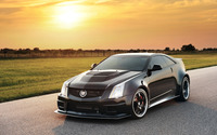 2013 Hennessey Cadillac CTS-V wallpaper 2560x1600 jpg