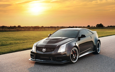 2013 Hennessey Cadillac CTS-V wallpaper