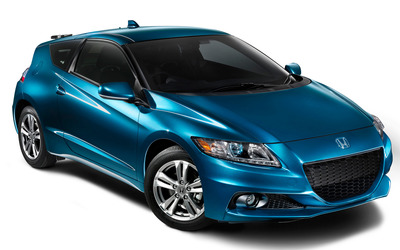 2013 Honda CR-Z wallpaper