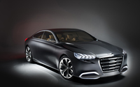 2013 Hyundai HCD-14 Genesis front side view wallpaper 1920x1080 jpg
