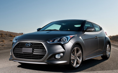 2013 Hyundai Veloster Turbo wallpaper