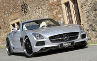 2013 INDEN-Design Mercedes-Benz SLS AMG [2] wallpaper 2560x1600 jpg