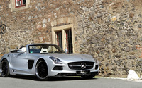 2013 INDEN-Design Mercedes-Benz SLS AMG wallpaper 2560x1440 jpg