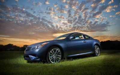 2013 Infiniti G37 Coupe wallpaper