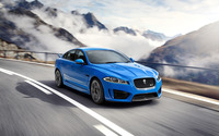 2013 Jaguar XFR-S wallpaper 1920x1200 jpg