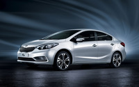 2013 Kia Forte wallpaper 2560x1440 jpg