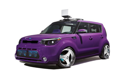 2013 Kia Soul [2] wallpaper