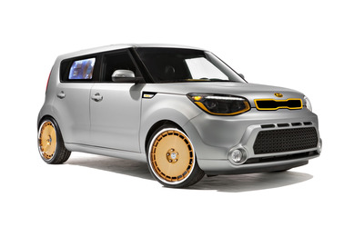 2013 Kia Soul [3] wallpaper