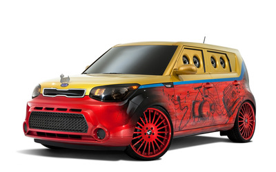 2013 Kia Soul wallpaper