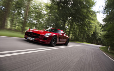 2013 Kleemann Mercedes-Benz SLS AMG wallpaper