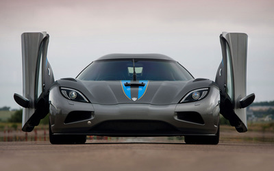 2013 Koenigsegg Agera [2] Wallpaper