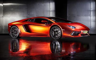 2013 Lamborghini Aventador wallpaper