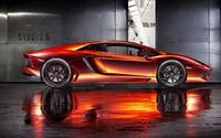 2013 Lamborghini Aventador [2] wallpaper 2560x1600 jpg