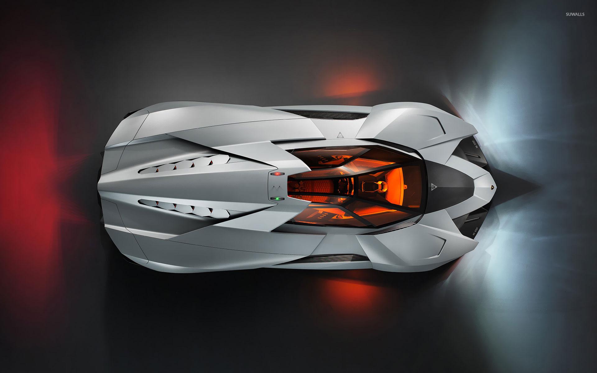 2013 Lamborghini Egoista Concept 3 Wallpaper Car Wallpapers 20600