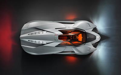 2013 Lamborghini Egoista Concept [3] wallpaper