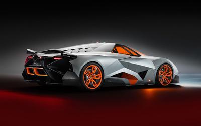 2013 Lamborghini Egoista Concept wallpaper