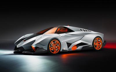 2013 Lamborghini Egoista Concept [2] wallpaper