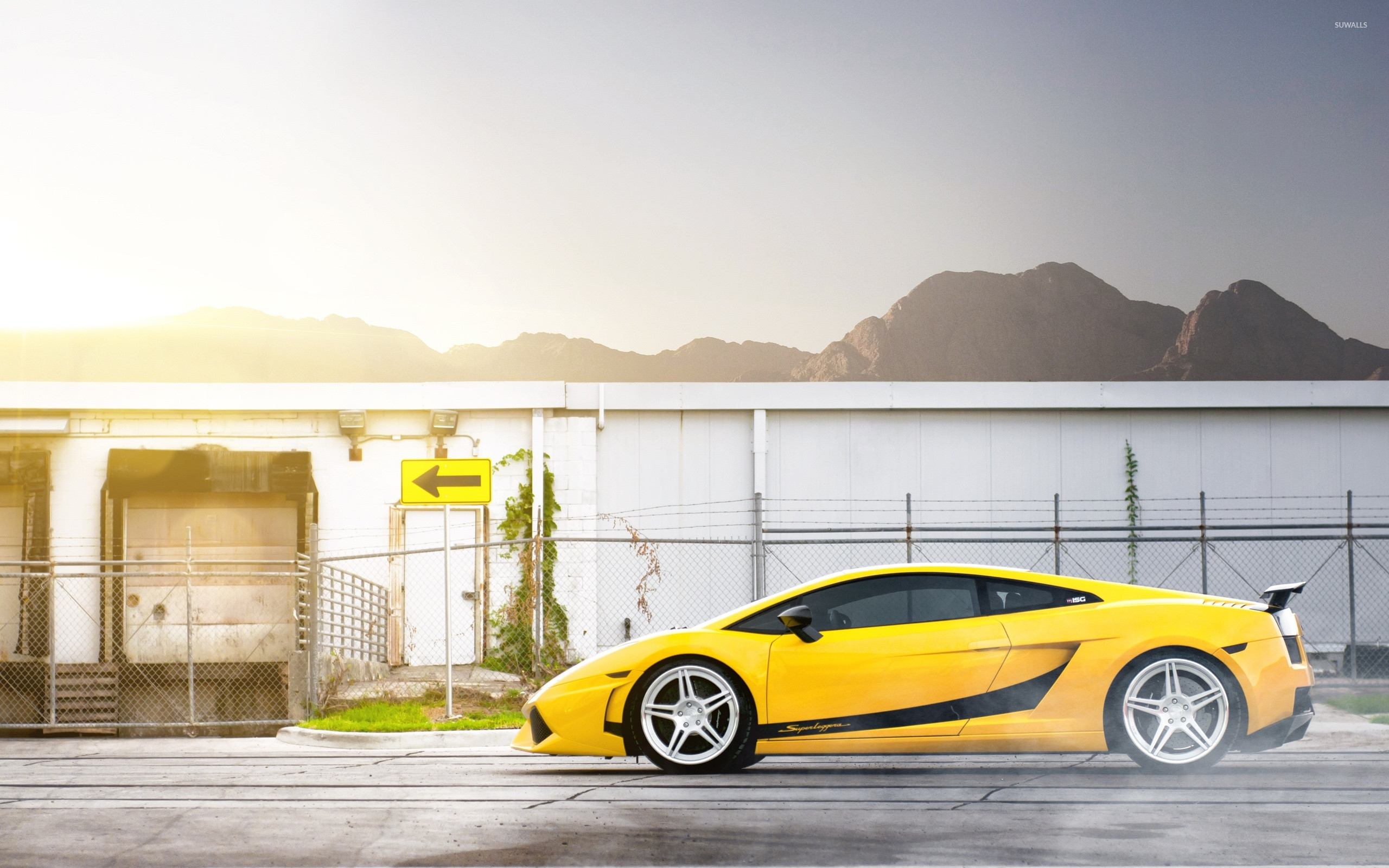 2013 lamborghini gallardo superleggera wallpaper
