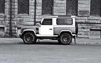 2013 Land Rover Defender side view wallpaper 2560x1600 jpg