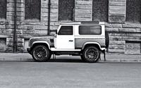 2013 Land Rover Defender side view wallpaper 2560x1600 jpg