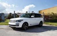 2013 Land Rover Range Rover wallpaper 1920x1200 jpg