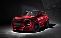2013 Land Rover Range Rover Evoque wallpaper 1920x1200 jpg